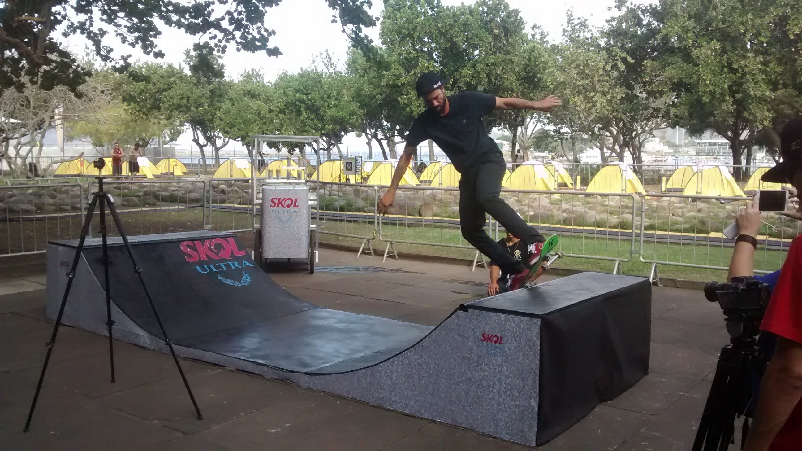 Mini Ramp Boss