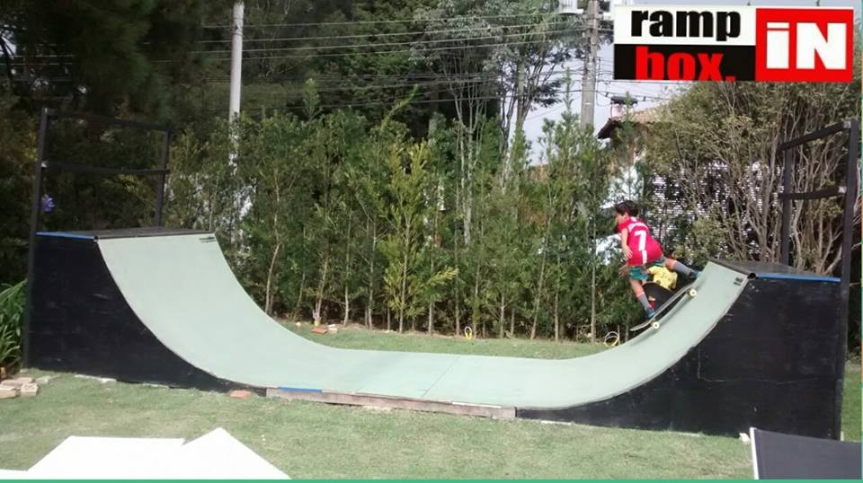 Mini Ramp Fish Brain