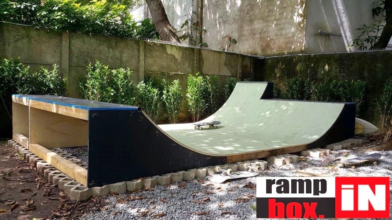 Mini Ramp SS Boss