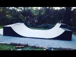 Mini Ramp BJ11