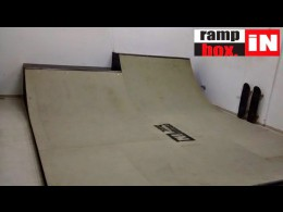Mini Ramp BANG JAM