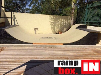 "LANÇAMENTO Mini ramp modelo "" RR BOSS "" Mini Ramp EXCLUSIVO Ramp in Box. NOVA TECNOLOGIA !"