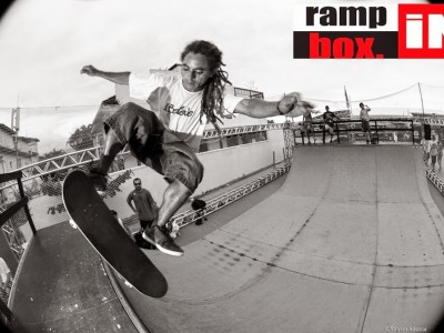 Mini ramp Ramp in Box no WQS O'NEILL SP Prime em Maresias registrado por Shalon Adonai.
