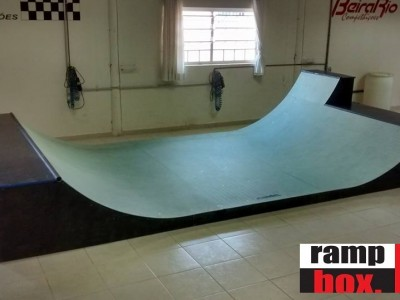 Mini ramp SS BOSS - Exclusivo Ramp in Box.